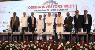 Odisha investors' meet in Chennai receives overwhelming response from investors