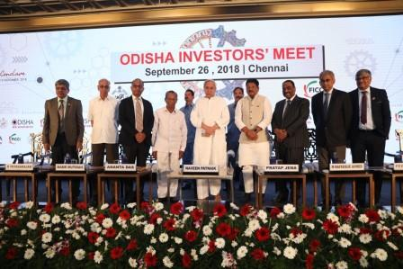 Odisha investors' meet in Chennai receives overwhelming response from investors