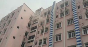 Fire breaks out at Dhenkanal district headquarters hospital