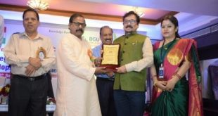 JSPL Foundation honoured for sustainable CSR programmes
