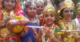 Janmashtami celebrated with religious fervor in Odisha