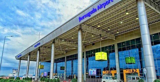 Modi inaugurates Jharsuguda airport