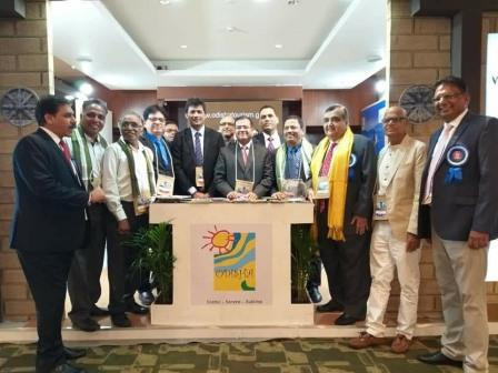 Odisha Tourism wins awards at 34th IATO convention at Vishakhapatnam