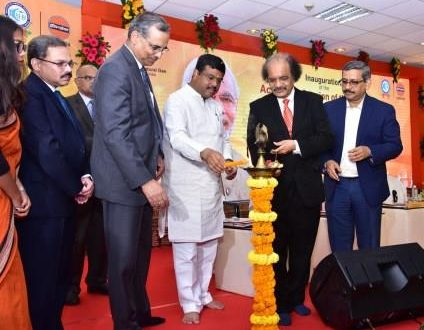 Petroleum Minister seeks 100 acre land for ICT Bhubaneswar Campus