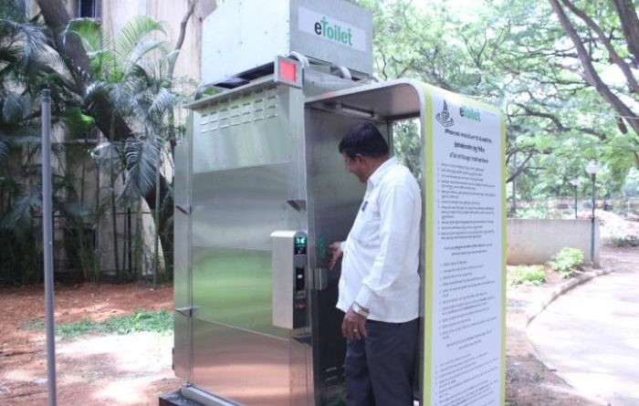 BMC plans to install 60 prefabricated modular toilets across city