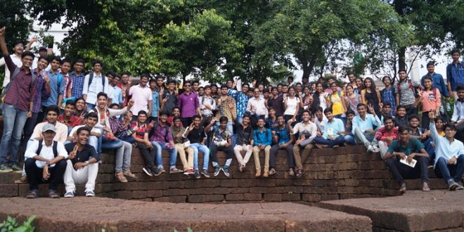90 IIT Bhubaneswar students join 90th Ekamra Walks
