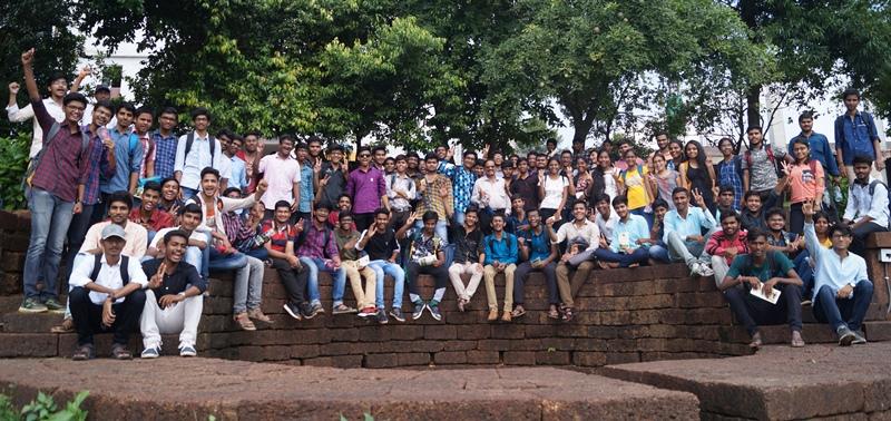 90 IIT Bhubaneswar students join 90th Ekamra Walks