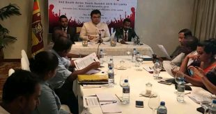Sri Lanka to host the South Asian Youth Summit