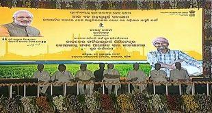 PM lays foundation stone for Talcher fertilizer plant