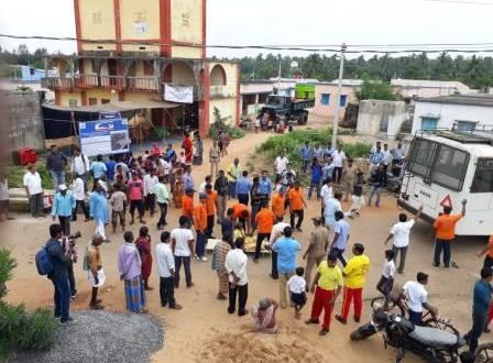 Indian ocean-wide tsunami mock exercise conducted in Odisha
