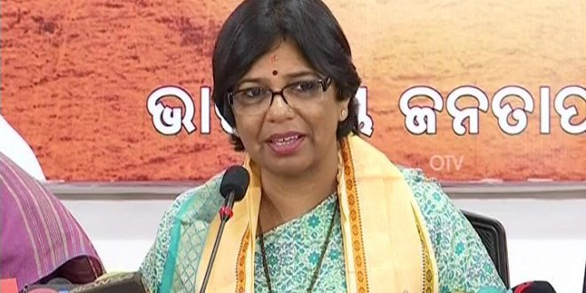 Odisha govt silent on rising crimes against women: Vijaya Rahatkar
