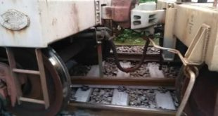 Goods train derailment affects railway traffic in Odisha