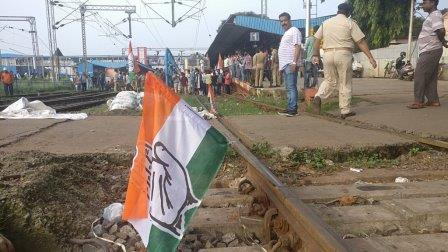 Bharat Bandh: Train services affected in Odisha