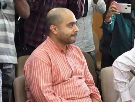 Abhijit Iyer Mitra appears before house committee, tenders apology