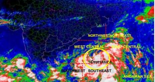 IMD issues cyclone warning for Odisha, Andhra Pradesh