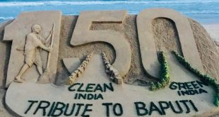 Odisha pays tribute to Mahatma Gandhi on 150th birth anniversary
