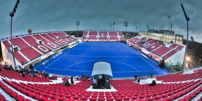 New look of Kalinga Stadium inaugurated ahead of Men's Hockey World Cup 2018