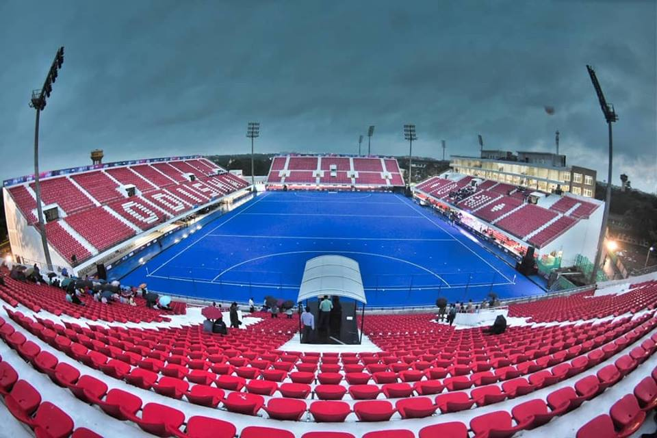 New look of Kalinga Stadium inaugurated ahead of Men's Hockey World Cup 2018