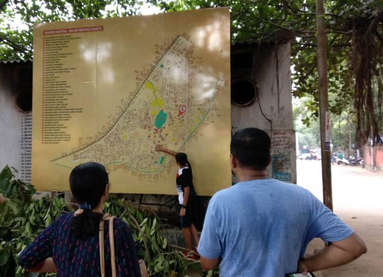 Heritage signage to make Bhubaneswar Art Trail path more visitor-friendly