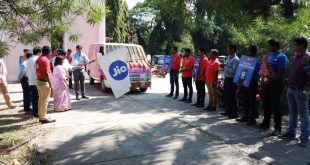 Jio Digital Yatra begins from Rayagada