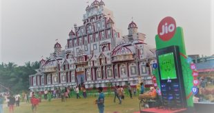 Jio presents digital showcase of Durga Puja Pandals in twin city