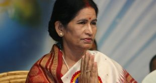 Pratibha Ray appointed Bharatiya Jnanpith Selection Board chairperson