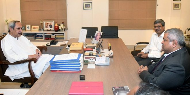 UN Assistant Secretary-General Satya Tripathi meets Odisha CM
