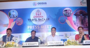 Second edition of Odisha Travel Bazaar to begin on Oct 5