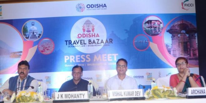 Second edition of Odisha Travel Bazaar to begin on Oct 5