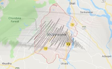 Experts in Bhubaneswar for seismic mapping