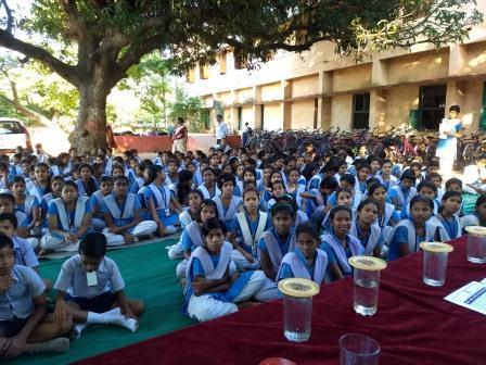 BMC creates awareness among school kids against plastic use