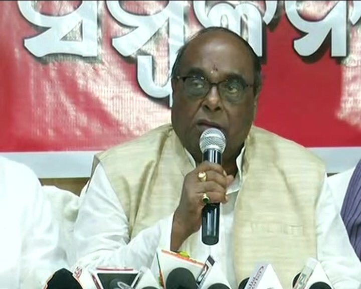 Damodar Rout floats new political party ahead of polls