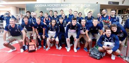 France look to make their presence felt in Hockey Men's World Cup 2018