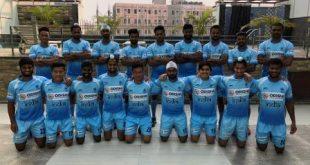 Hockey India names 18-member team for Hockey Men's World Cup 2018