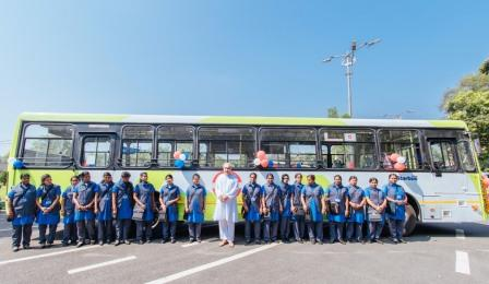 Lady conductors to lead the safety bandwagon in Mo Bus