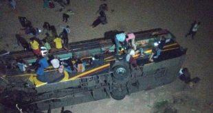 Mahanadi bridge bus accident: PM condoles death of victims