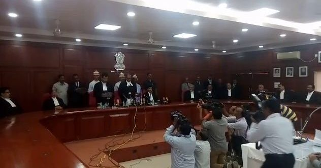 Orissa High Court gets two new judges