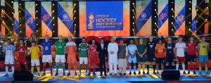 Men's Hockey World Cup opening ceremony sets new benchmark