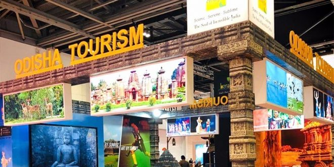 Odisha Tourism shines at World Travel Market in London