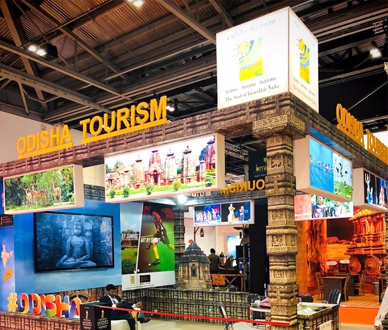 Odisha Tourism shines at World Travel Market in London