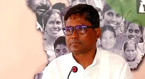 Krushna Chandra Sagaria resigns from Odisha Assembly formally