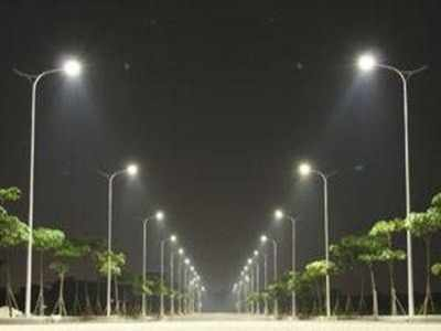 Smart LED streetlights in urbal local bodies in Odisha