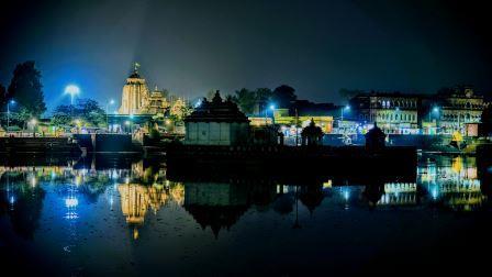 BDA completes lighting of Anantavasudeva temple