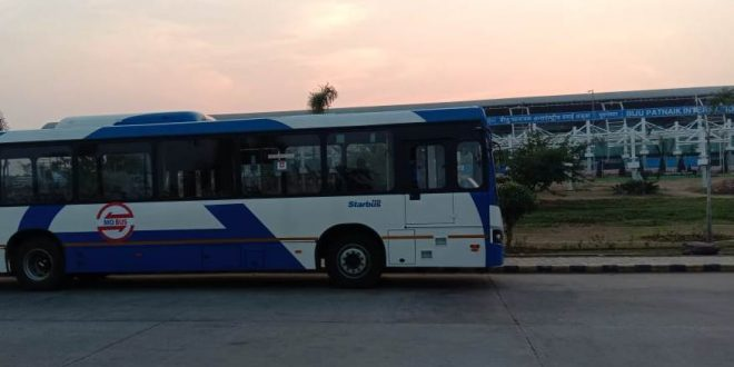 CRUT starts Mo Bus service between airport-CDA