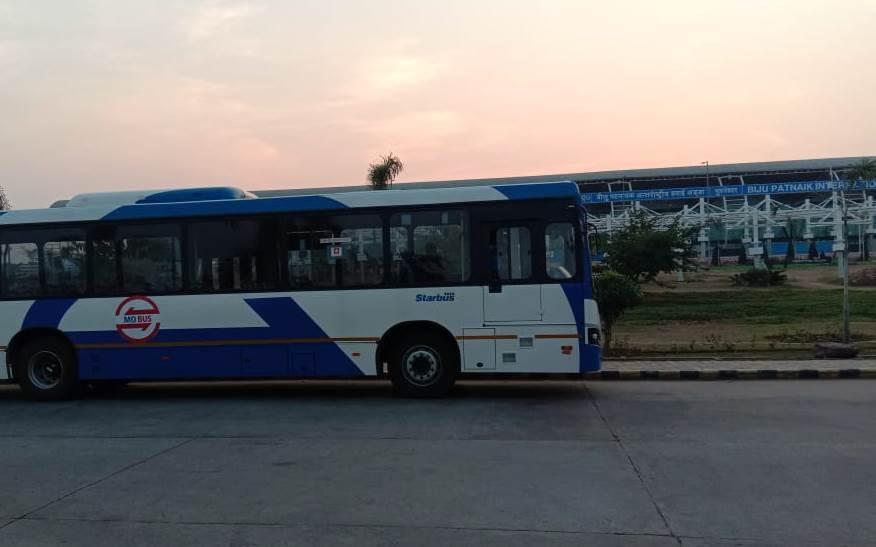 CRUT starts Mo Bus service between airport-CDA
