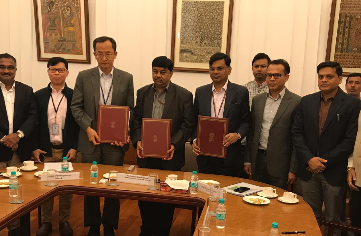 Odisha govt signs loan agreement with ADB for skill development