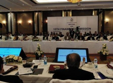 15th Finance Commission meets PRI, ULB representatives