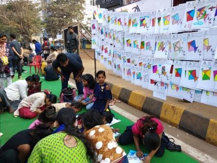 Kite Fest, art on Kalam major attractions at 74th Patha Utsav