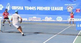Odisha Tennis Premier League begins
