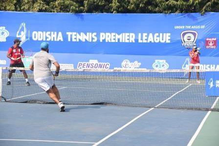 Odisha Tennis Premier League begins